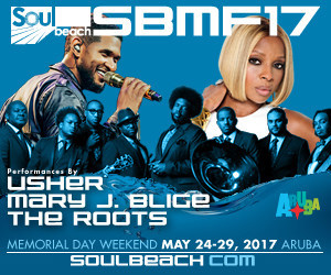 Soul Beach Music Festival -Aruba - May 25-29, 2017