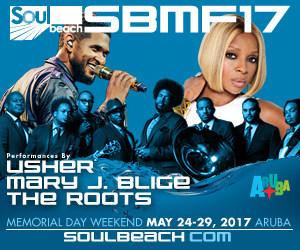 Soul Beach Music Festival -Aruba - May 25-29, 2017