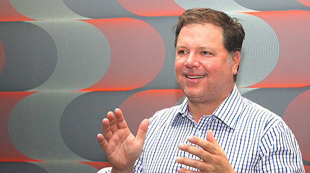 James Olson, SVP of Product Management