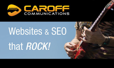 """When they say """"Websites and SEO that Rock!"""" they mean it. Not just because they're expert online marketers, but also because president Michael Caroff heads up the nation's leading Santana Tribute Band."""