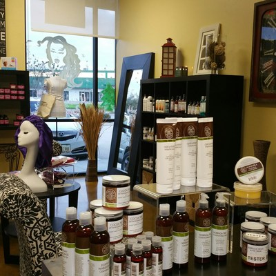Pampered and Twisted West Oaks - Houston's Premier, All Natural and Organic, Beauty Supply Boutique - Located at 15015 Westheimer Rd, Houston, TX 77082
