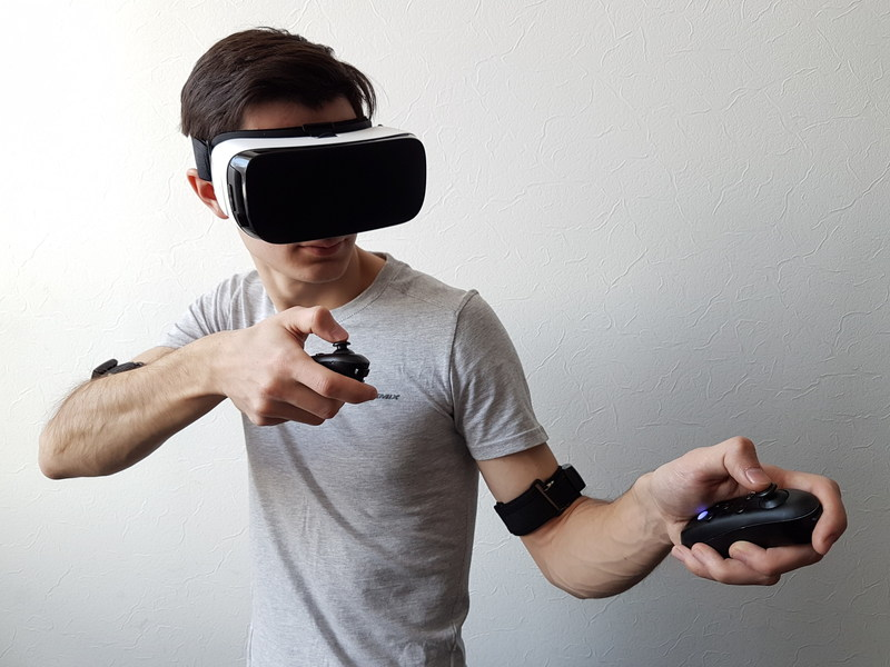 Enjoy Immersive Gaming in Virtual Reality