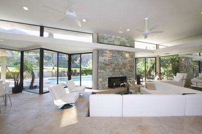 Glass and stone product create a challenge for thermal comfort