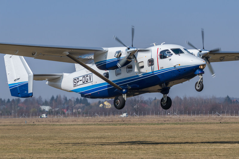 The Sikorsky-PZL Mielec multi-role, all-weather M28 short take-off and landing airplane will tour seven Caribbean and Latin American countries from mid-March to May 2017.