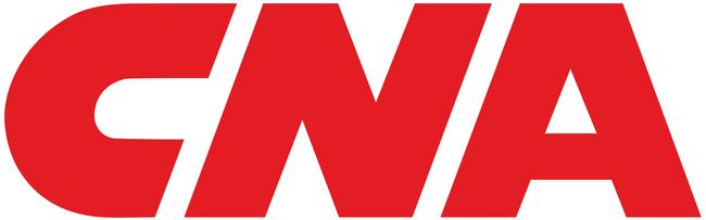 CNA logo.