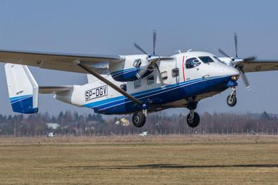 Sikorsky-PZL Mielec planean un tour en el Caribe y America Latina para demostrar las diversas capacidades de su avion M28 de despegue y aterrizaje en pistas cortas