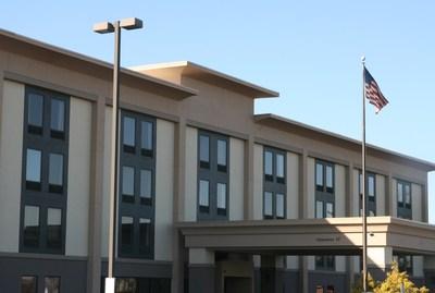 Hampton Inn Louisville North/Clarksville is near its completion of a 2.5 million dollar renovation.