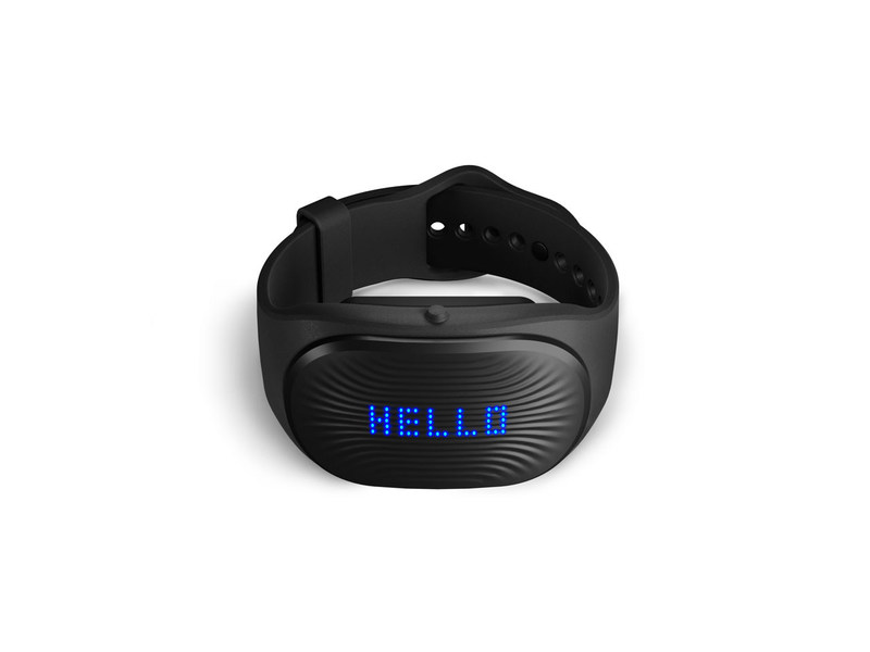 The new Healbe GoBe 2 Smart Life Band Fitness Tracker is the first device to automatically track calorie intake, hydration levels and emotional state non-invasively through the skin. It is the first to target individuals looking to lose weight.
