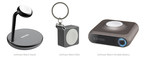 Kanex Introduces Magnetic Charging Stand and Portable Keychain Battery for Apple Watch at CES 2017