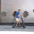 OjO™ Smart E-Scooter With Zero Emissions Provides A Real Transportation Solution