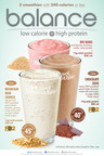 Planet Smoothie(R) introduces three Balanced Smoothies for health conscious consumers, two of which are made using PB2(R), a one of a kind powdered peanut butter that's full of all the great nutrients and flavor.
