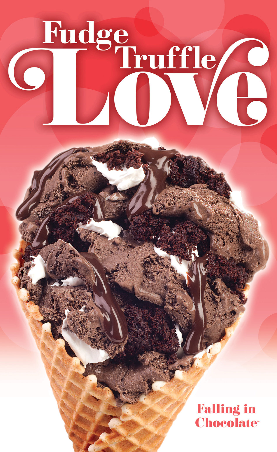 Chocolate lovers will delight in the return of Cold Stone Creamery's Fudge Truffle Ice Cream, along with the Fudge Truffle Decadence(TM) cake and the Fudge Truffle Frappe, available for a limited time only.
