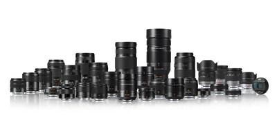 The Renewal of LUMIX G Lenses Offer Higher Performance and Image Quality