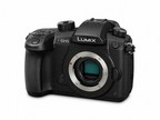 Panasonic LUMIX GH5 DSLM camera featuring the World's First 4K 60p/50p(1) and 4K 30p 4:2:2 10- bit(2) Video Recording Function