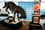 Goodyear Unveils Texas-Sized Tire Mascot Sculptures to Celebrate Goodyear Cotton Bowl Classic