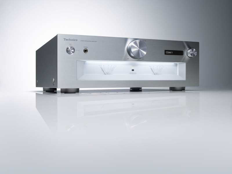 Technics launches the Grand Class SU-G700 Stereo Integrated Amplifier