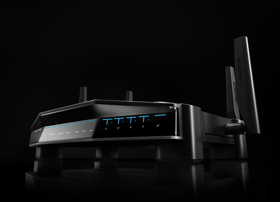 Linksys WRT Gaming Router Prioritized by Killer Networks (WRT32X)