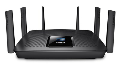 Linksys AC4000 Tri-Band MU-MIMO Router (EA9300)