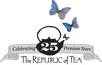 The Republic of Tea Celebrates 25 Years of Enriching Lives