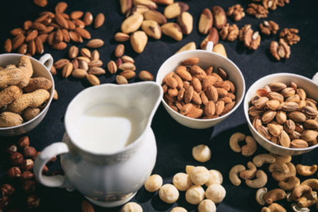 From flax seeds to cashews, these dairy substitutes have the added benefits of antioxidants, vitamins, minerals and fibre. Visit your local health food store or www.chfa.ca for more information. (CNW Group/Canadian Health Food Association)