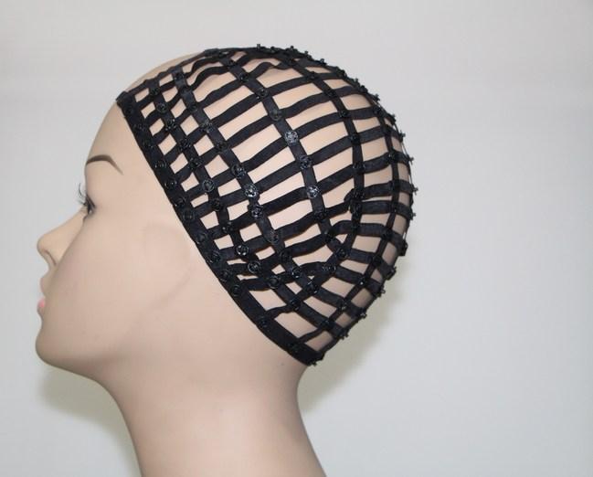 Snap Weave Cap