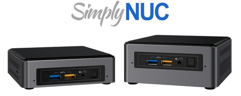 Simply NUC now taking pre-orders of the new 7th generation Intel(R) NUC Core(TM) i3, i5 and i7 models (NUC7i3BNH, NUC7i3BNK, NUC7i5BNH, NUC7i5BNK, NUC7i7BNH).  Simply NUC builds fully configured Intel NUC systems and offers OEM like service, support, warranty, solutions and accessories for any size business. www.simplynuc.com