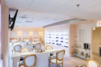 Re'Luxe Nail & Spa Boutique Grand Opening in River North, Chicago.