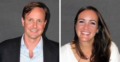 Michael Waddington and Alexandra Gonzalez-Waddington