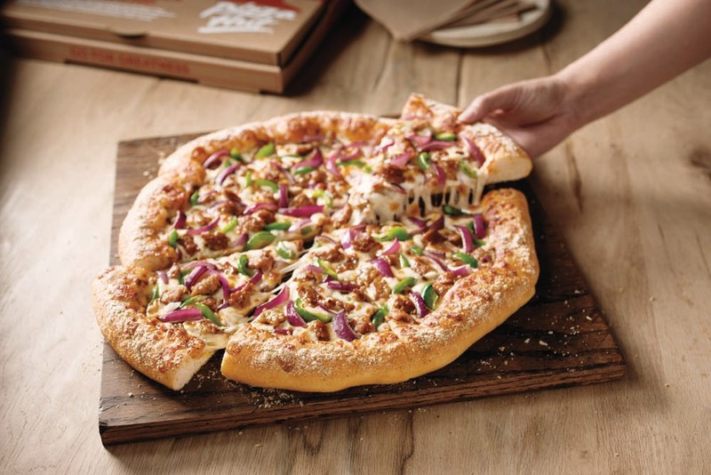 Pizza Hut offers 50 percent off all online and mobile menu-priced pizza orders Jan. 2 - 9, helping pizza lovers everywhere beat holiday bank account blues.