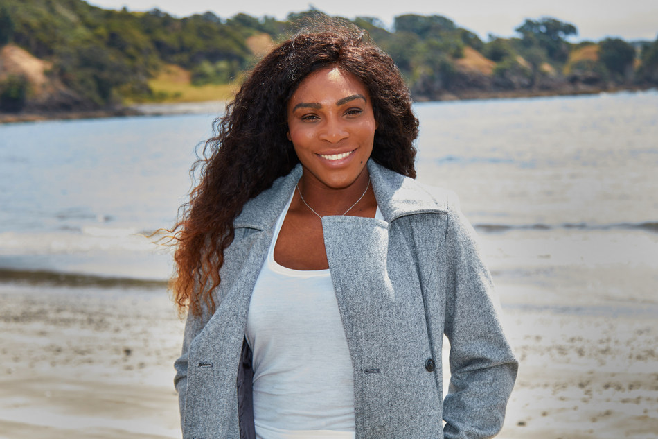 Tennis great Serena Williams aces Auckland visit