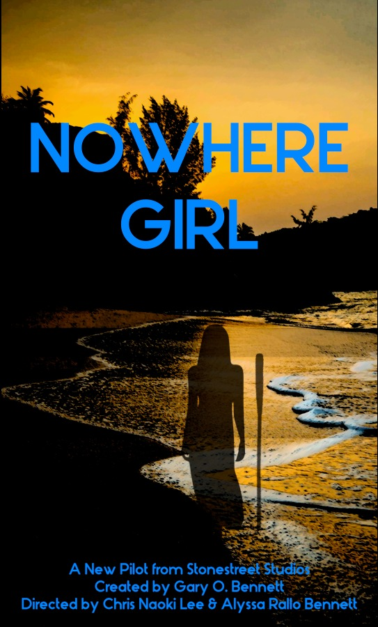 Nowhere Girl comes from the creative team of Gary O. Bennett and Alyssa Rallo Bennett. The series will be directed by Rallo Bennett and Christopher Naoki Lee