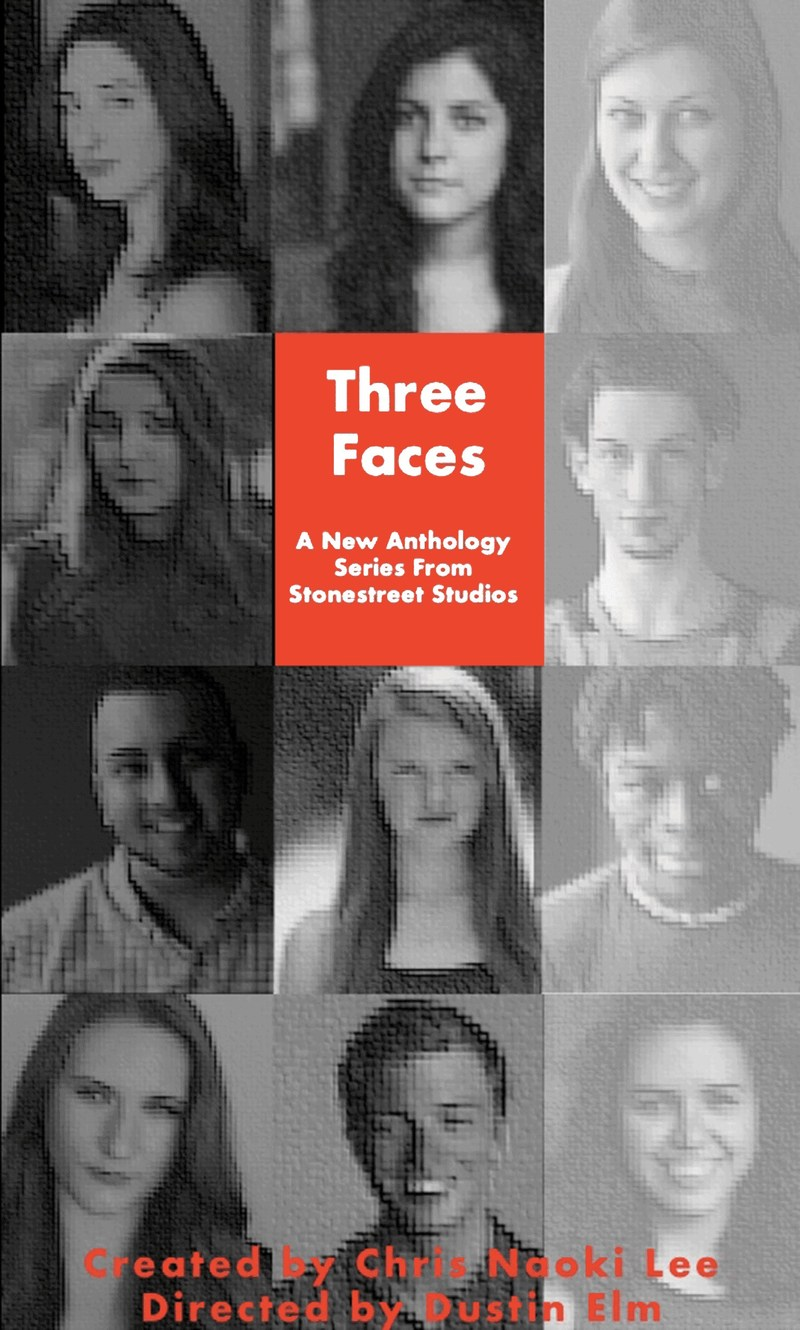"""""""Three Faces"""" is a three-part limited anthology drama series written by Christopher Naoki Lee ( """"Office on the Hill"""", """"Atarax"""") and directed by Dustin Elm."""
