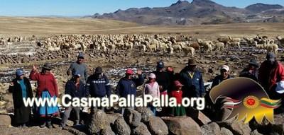 Casma Palla Palla, Ayacucho-Peru.