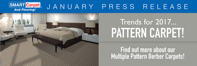 Pattern Carpet ... A 2017 Flooring Trend