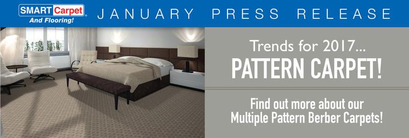 Pattern Carpet ... A 2017 Flooring Trend