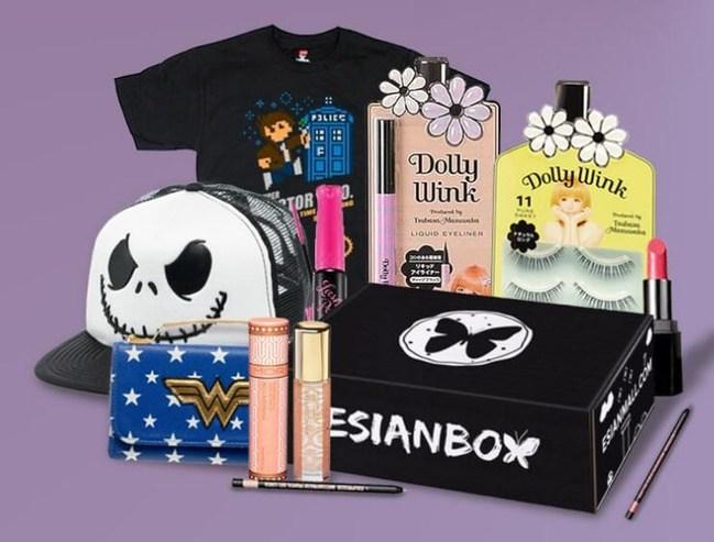 EsianMall Geek Chic Beauty Box