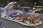 Northwestern Mutual 128th Rose Parade® Float