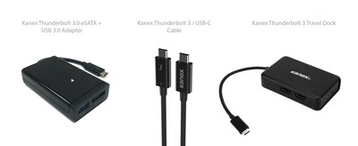 Thunderbolt 3 is the fastest, most versatile connection to any dock, display, or peripheral device, including billions of USB devices.