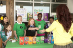 Girl Scouts of the USA Celebrates 100 Years of Girl Scouts Selling Cookies