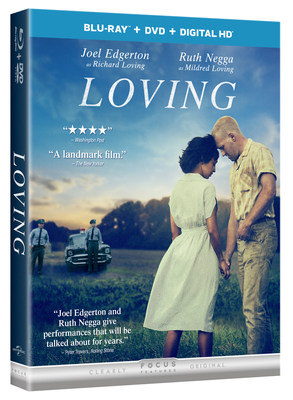 Nominated For Best Actor And Best Actress At The Golden Globe' Awards: Loving