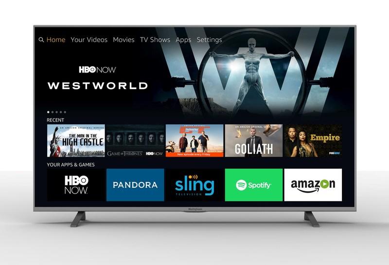 Westinghouse Smart 4K Ultra HDTV - Amazon Fire TV Edition