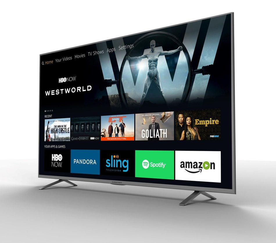 Element 4K Ultra HD Smart TV - Amazon Fire TV Edition