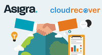 Exciting New Partnership for CloudRecover and Asigra