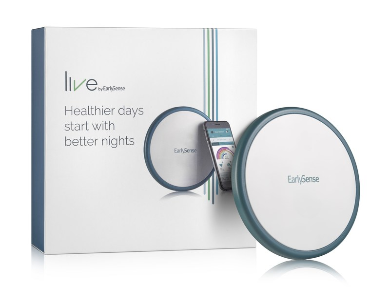 Based on the same contactless monitoring technology that has been used in US hospitals and clinics for the last decade, LIVE by EarlySense provides people with critical information about vital signs so they can more proactively manage their own health.
