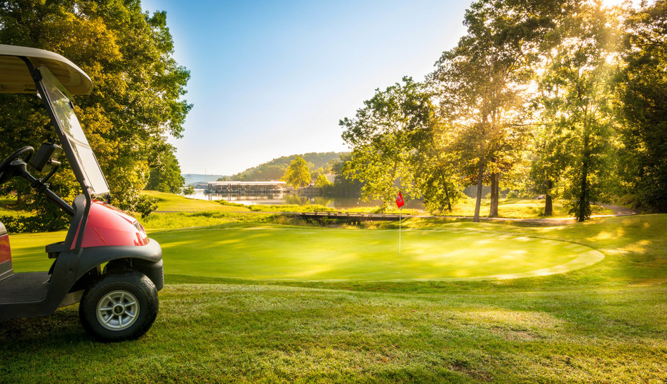 One of the most popular golf courses at the Lake of the Ozarks, The Ridge at The Lodge of Four Seasons will offer golfers new value in 2017 through a unique pay-by-the-hour model. Available at both The Ridge and The Cove courses at the lakefront resort, golf by the hour allows players to pay for the amount of time spent playing the course rather than the traditional method of paying for a set number of holes.
