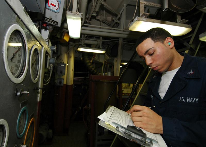 Navy/Energy Power Worker