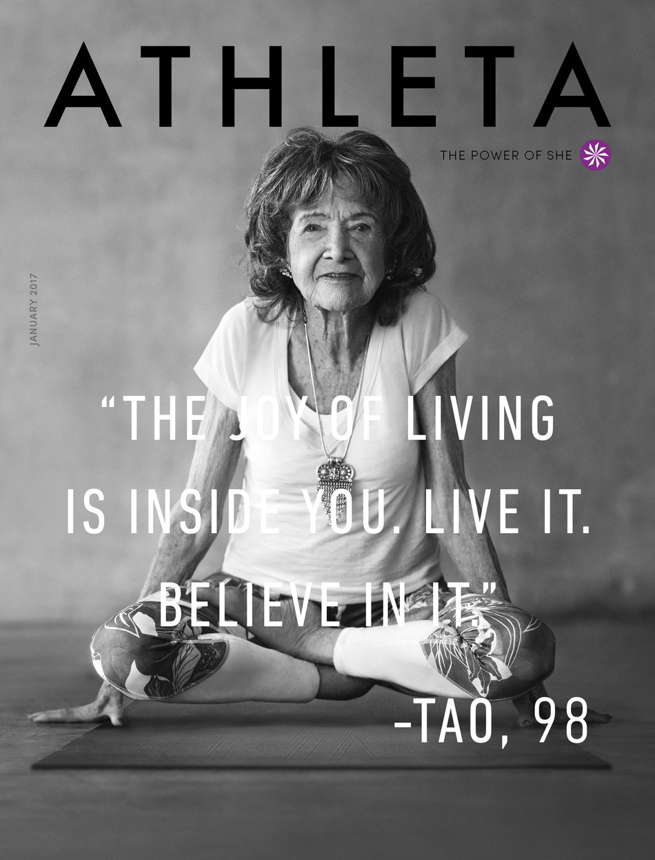 Athleta Power of She