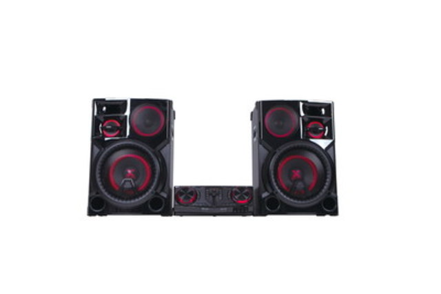 The LOUDR CJ98 is capable of generating 3,500W of powerful sound, instantly creating a lively, club-like atmosphere (CNW Group/LG Electronics Canada)