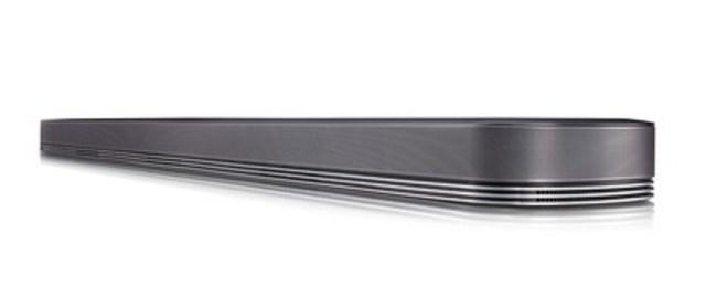 La nouvelle barre de son SJ9 de LG exploite la puissance de la technologie Dolby Atmos(MD) (Groupe CNW/LG Electronics Canada)