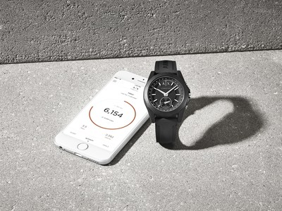 Armani Exchange Launches First-Ever Wearable - Armani Exchange Connected